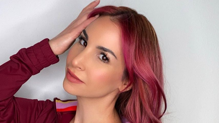 Wette verloren: Sila Sahin hat jetzt pinkfarbene Haare!