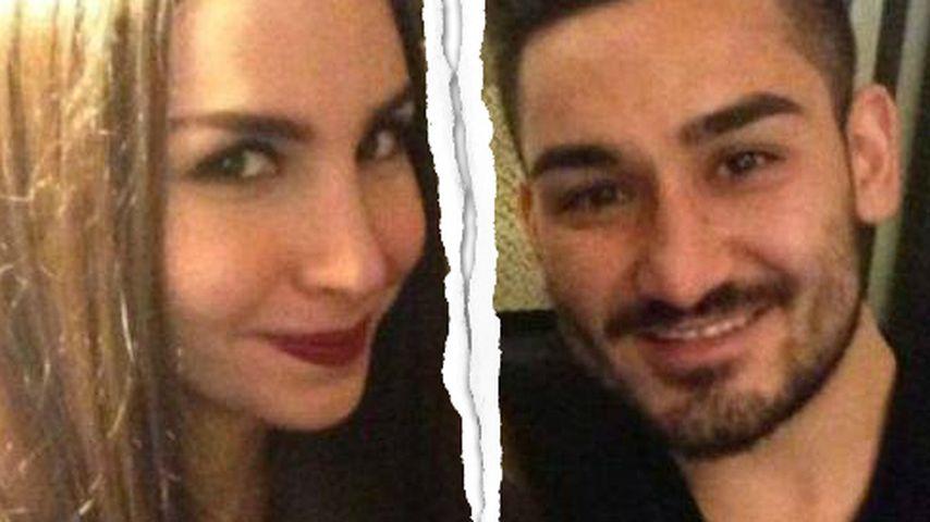 Liebes-Schock! Sila Sahin & Ilkay Gündogan sind getrennt