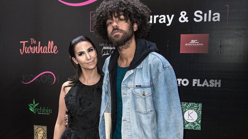 Sila Sahin und Noah Becker bei KOKOSH in Berlin
