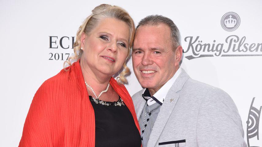 Im Krankenhaus: So ist Silvia Wollny immer bei ihrem Harald!