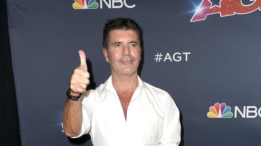 Simon Cowell, TV-Bekanntheit