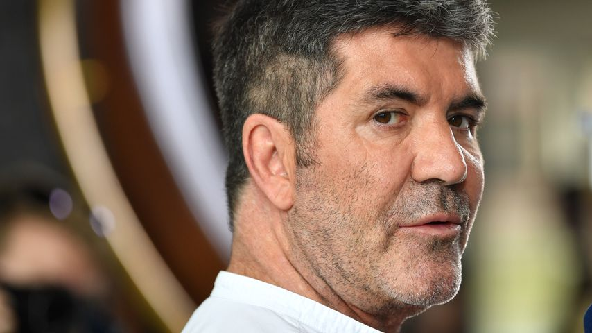"Simon Cowell bei den ""X Factor""-Castings 2017"