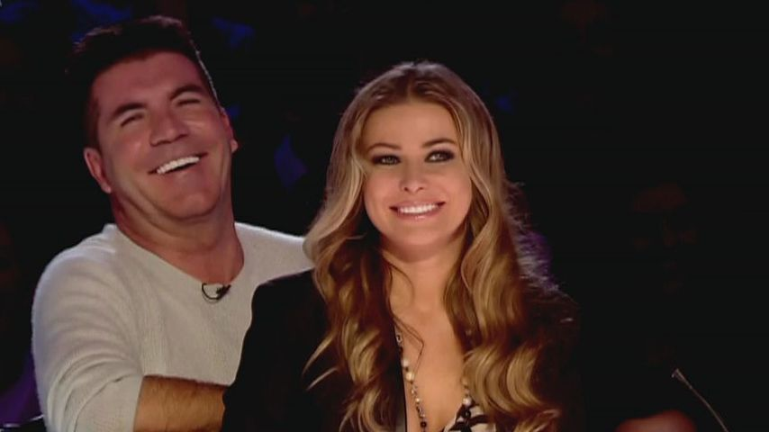Carmen Electra: Wilder Sex mit Simon Cowell?