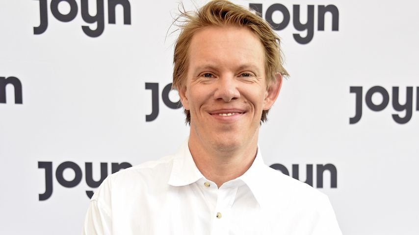 Simon Gosejohann beim Joyn Launch Event