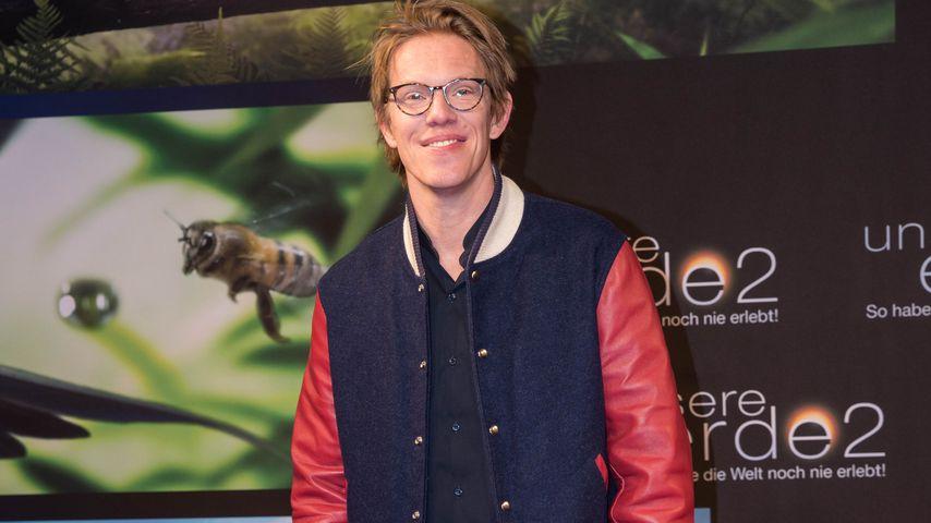 """Simon Gosejohann bei der Premiere von """"Unsere Erde 2"""" in Berlin"""