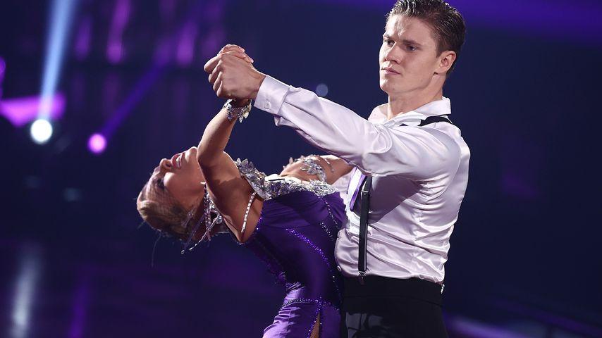 "Simon Zachenhuber und Patricija Belousova, ""Let's Dance""-Paar 2021"