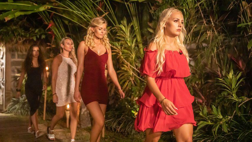 """Siria, Pia, Hanna und Michelle bei """"Temptation Island"""" 2020"""