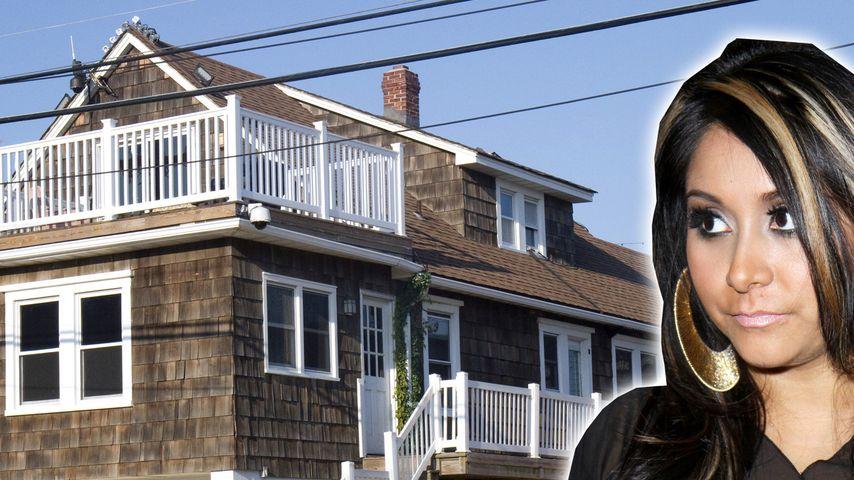 "Snooki zieht aus dem ""Jersey Shore""-Haus aus!"