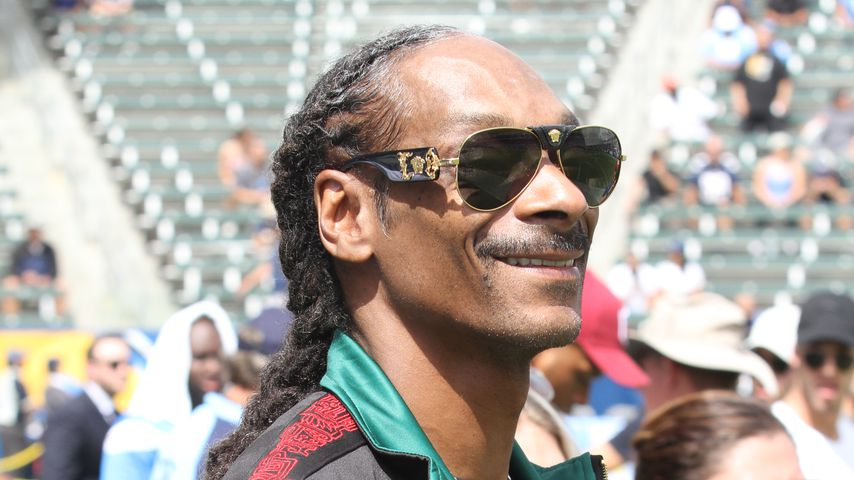 Snoop Dogg im September 2019