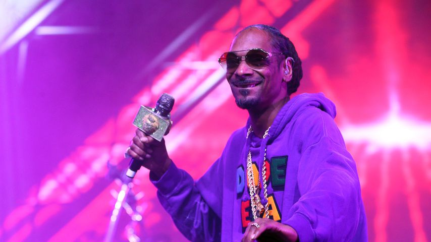 Snoop Dogg beim Coachella Valley Music And Arts Festival