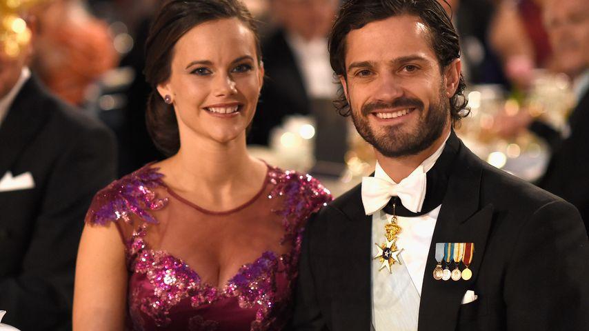 Romantische Flitterwochen! Ist Prinzessin Sofia schwanger?