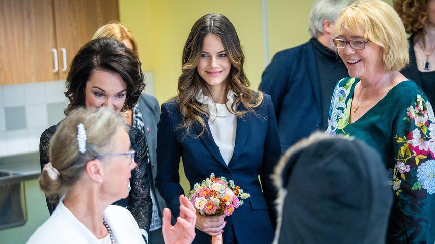 Erwartet Prinzessin Sofia von Schweden ein drittes Baby?
