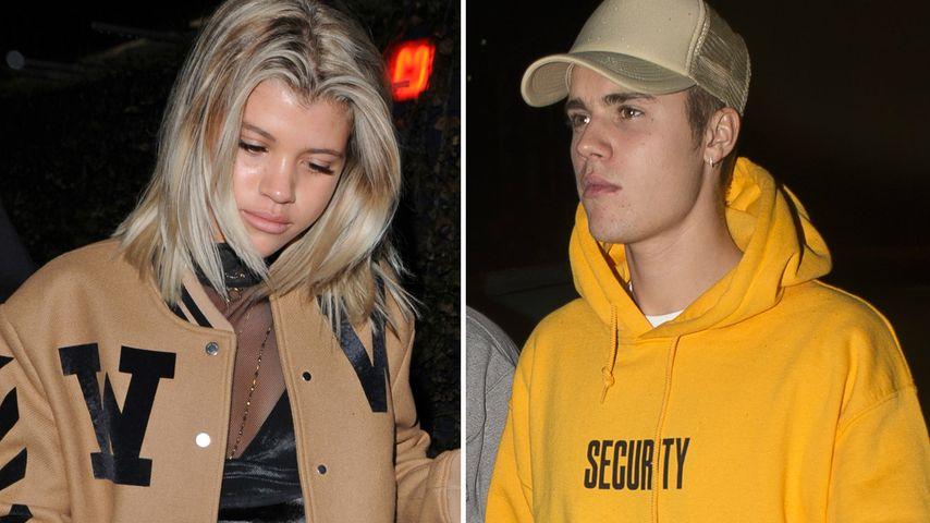Geheime Reunion? Sofia Richie besucht Justin-Bieber-Konzert!