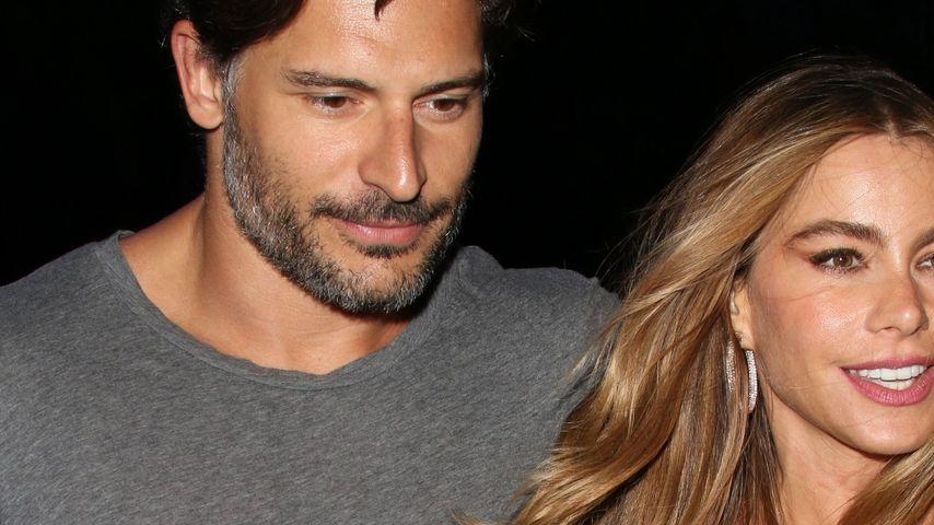 Joe Manganiello und Sofia Vergara