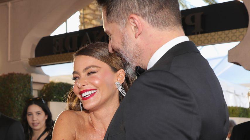 Sofia Vergara und Joe Manganiello bei den Screen Actors Guild Awards 2017