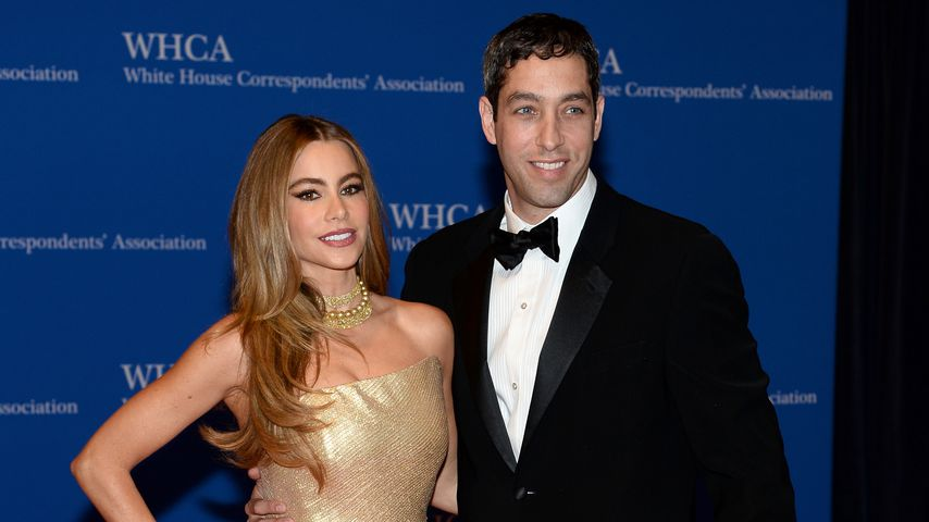 Sofia Vergara und Nick Loeb im Mai 2014 in Washington