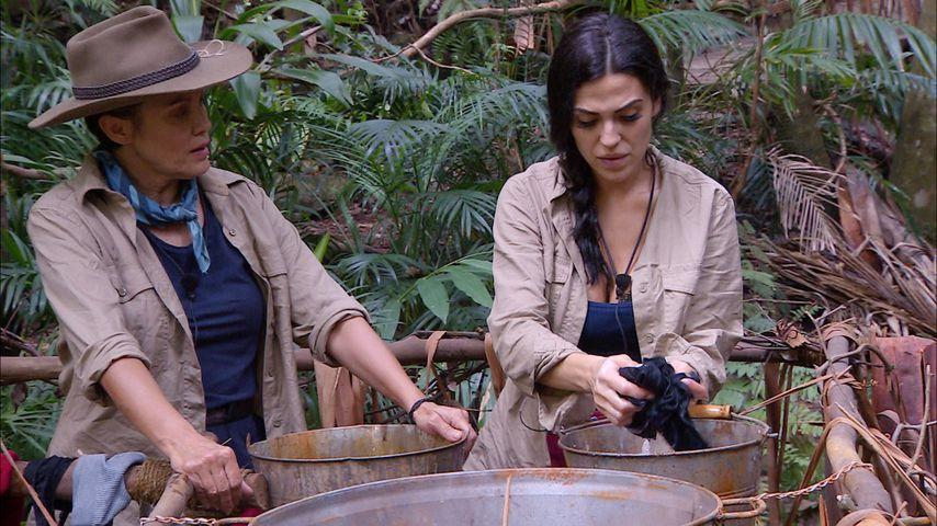 Sonja Kirchberger und Elena Miras, Dschungelcamp 2020