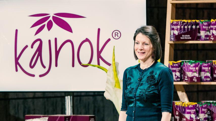 "Sonja Zuber präsentiert ""Kajnok""-Nudeln"