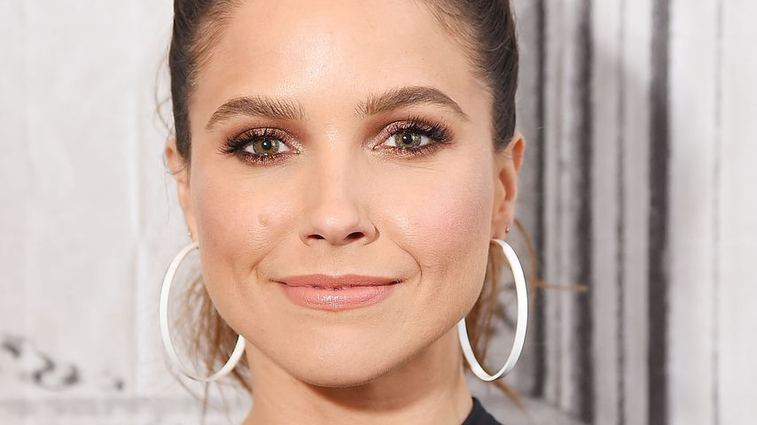 "Sophia Bush bei der ""Build Series"""