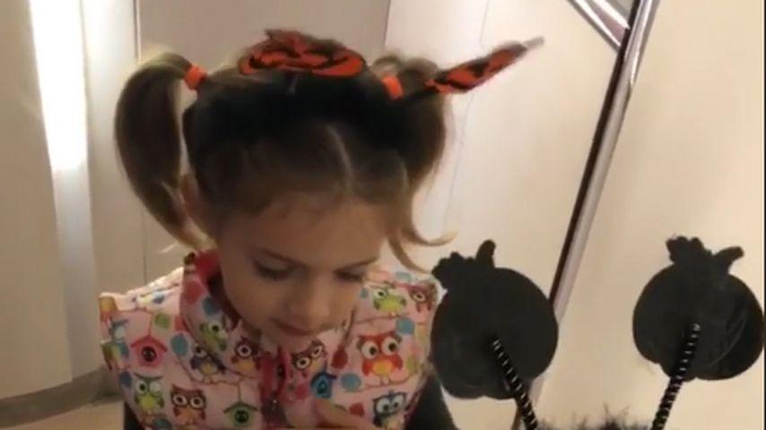 Sophia Cordalis an Halloween 2018