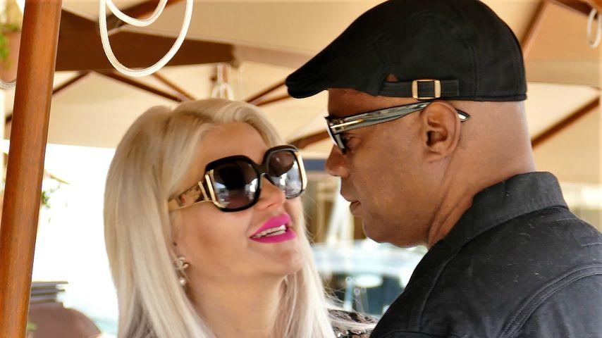 Sophia Vegas und Daniel Charlier in Los Angeles