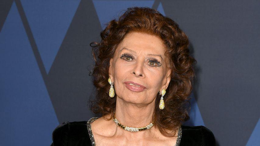 Sophia Loren, Schauspielerin