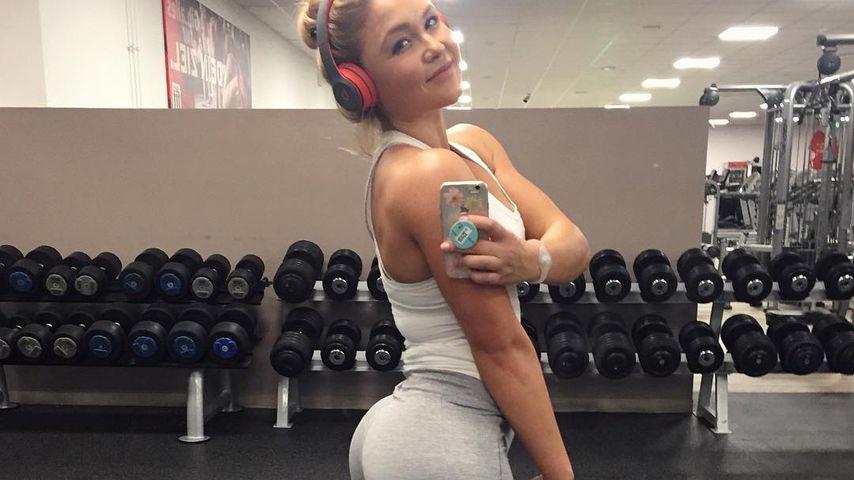 Knack-Po à la Sophia Thiel nur dank Fitness? Von wegen!