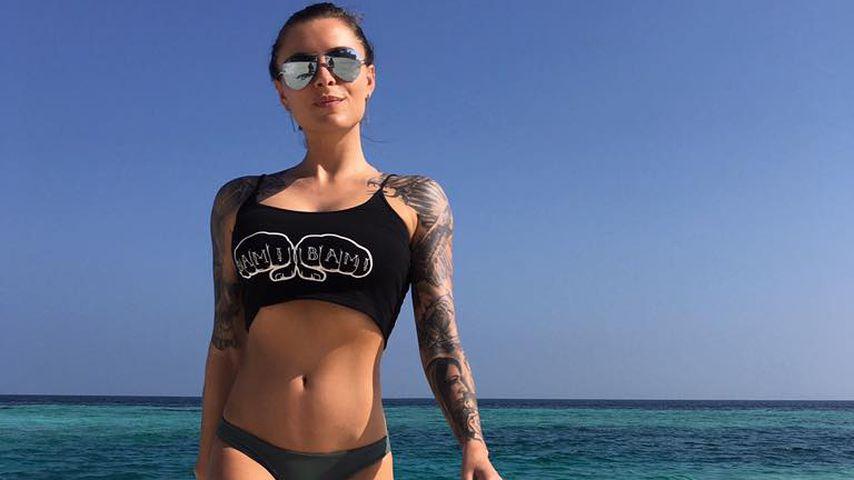 Sophia Thomalla, Model