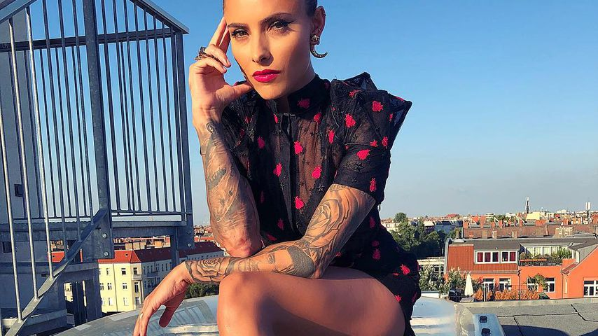 Tattoo-Tabu? An dieser Stelle will Sophia Thomalla keins