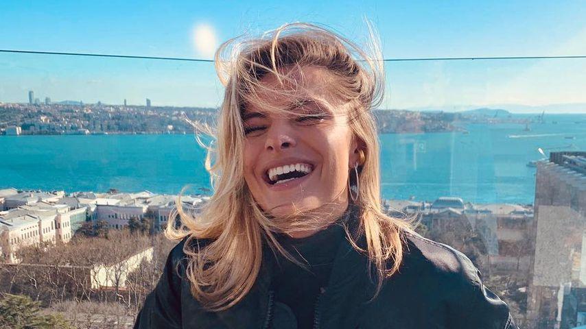 Sophia Thomalla in Istanbul, Januar 2019