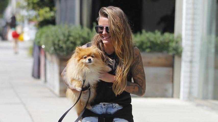 Neuer Beef wegen Hund? Sophia Thomalla provoziert Gwen!