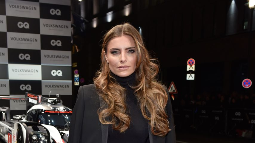 Sophia Thomalla im November 2016 in Berlin
