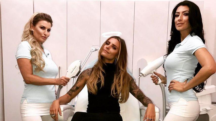 Waaas? Lässt sich Sophia Thomalla alle Tattoos entfernen?