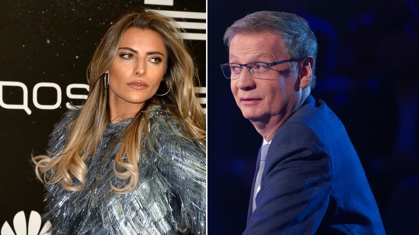 """Wer wird Millionär"": Sophia Thomalla will Jauch austricksen"