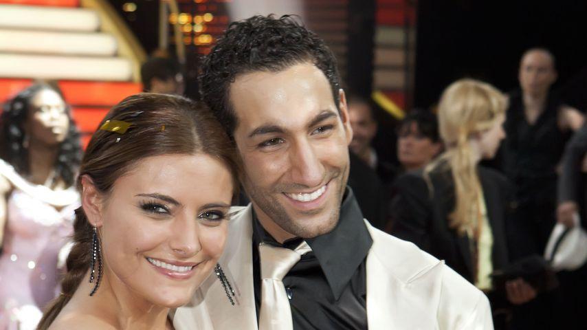 """Sophia Thomalla und Massimo Sinató, Siegerpaar von """"Let's Dance 2010"""""""