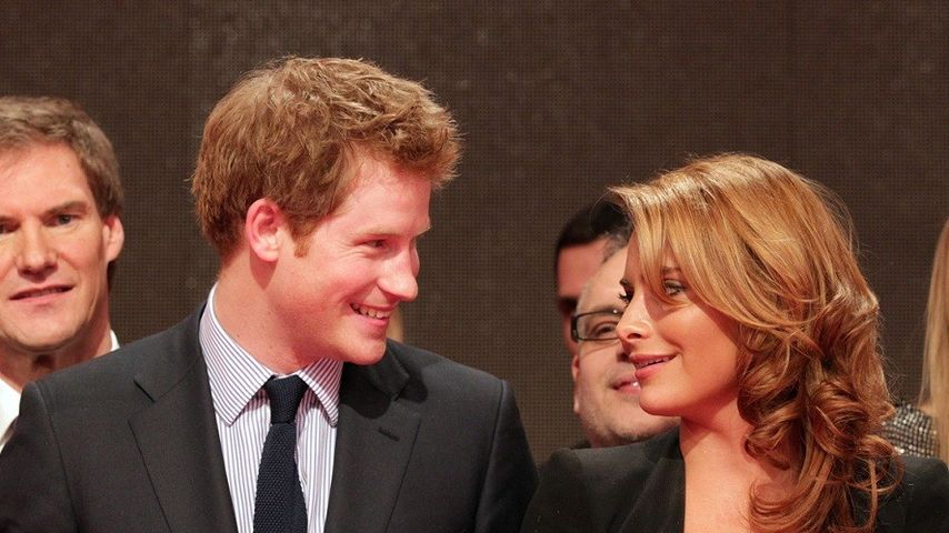Hat Sophia Thomalla Prinz Harry den Kopf verdreht?