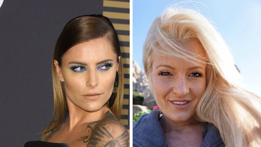 Noch vor Sophia: Model RoxxyX will ein Helene-Fischer-Tattoo