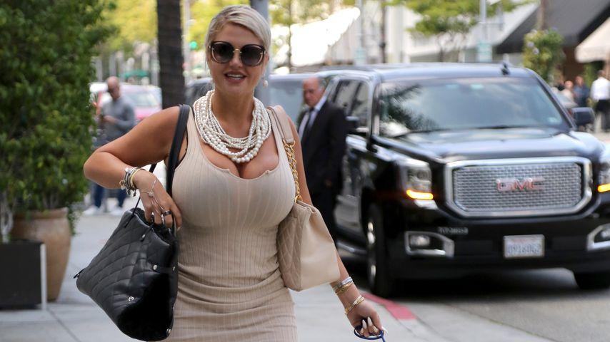 20 Kilo mehr: Sophia Vegas gibt Fans ein Schwanger-Update