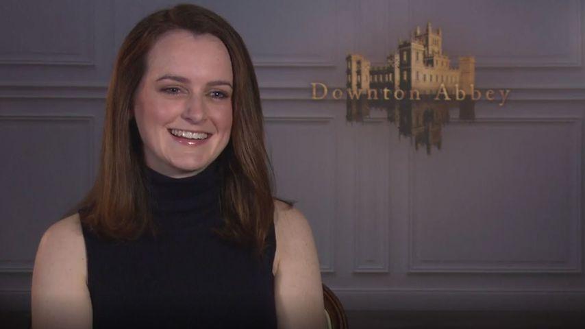"Sophie McShera, ""Downton Abbey""-Darstellerin"