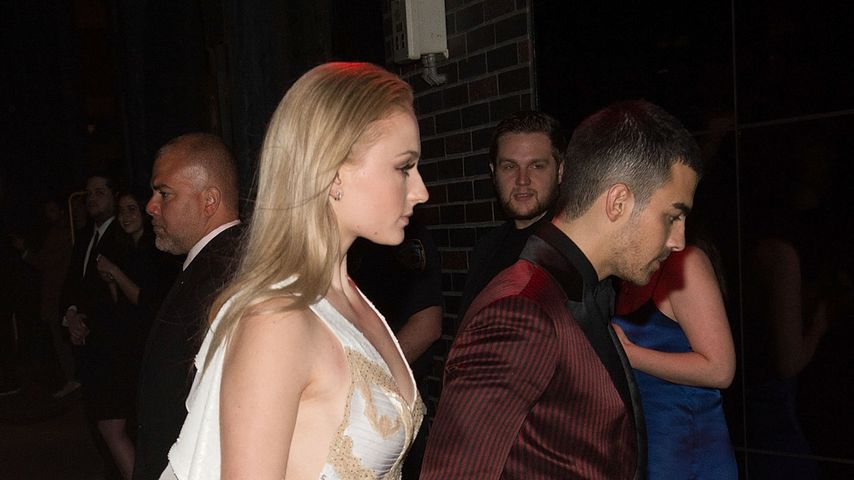 Sophie Turner und Joe Jonas in New York City
