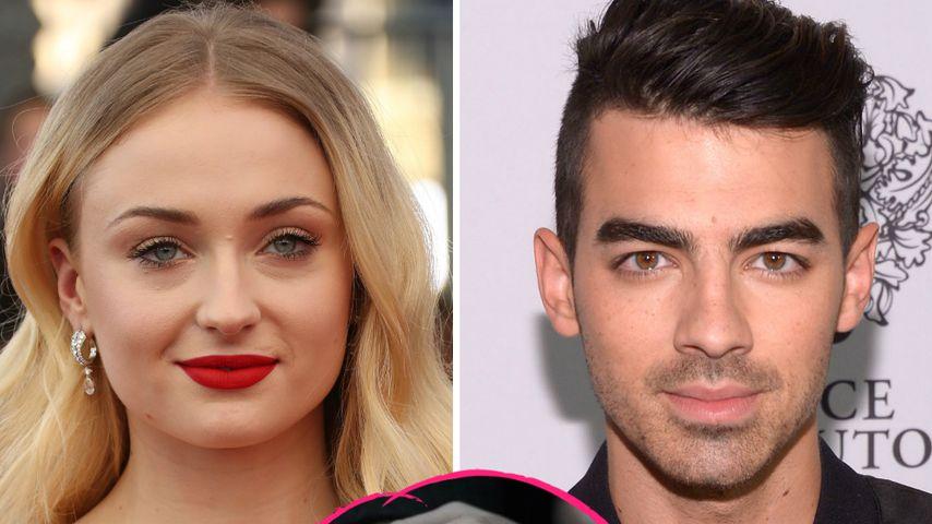 """""""Ich habe Ja gesagt"""": Sophie Turner heiratet ihren Joe Jonas"""