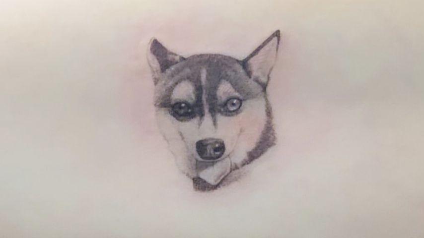 Sophie Turners Waldo-Tattoo