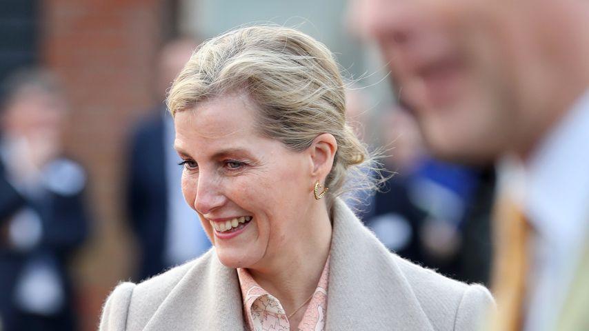 Sophie von Wessex im März 2020
