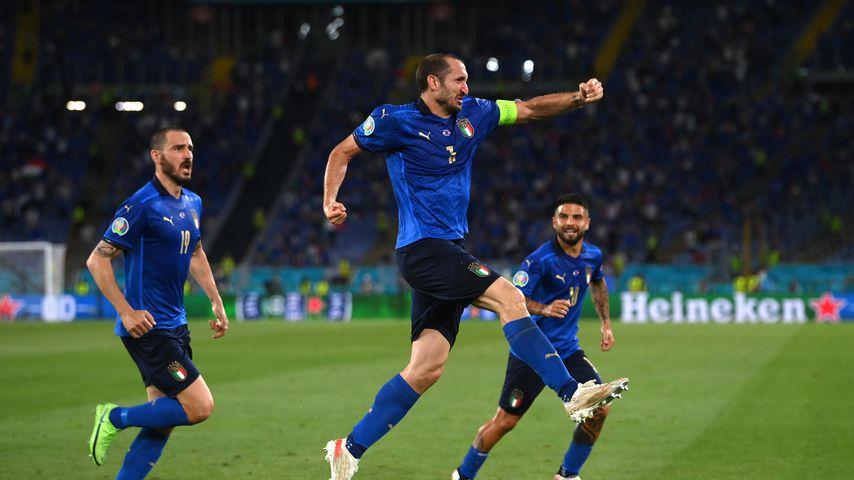 Als erste Nation? Italien gewinnt EM und ESC in einem Jahr