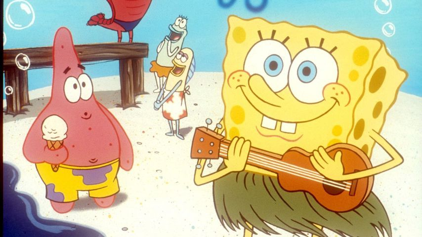 "Szene aus ""SpongeBob Schwammkopf"""