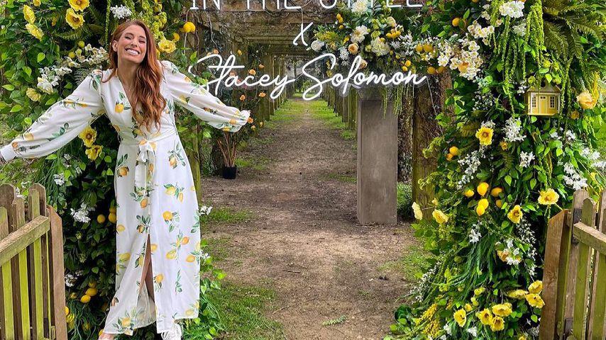 Wegen Lizenz: Stacey Solomons Hochzeit liegt vorerst auf Eis