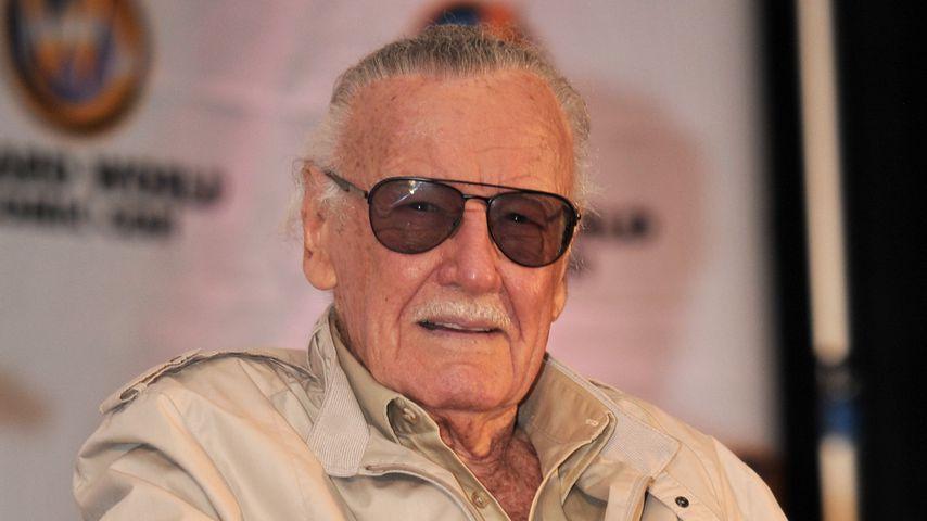 Das waren Stan Lees letzte Worte an seinen Schützling!