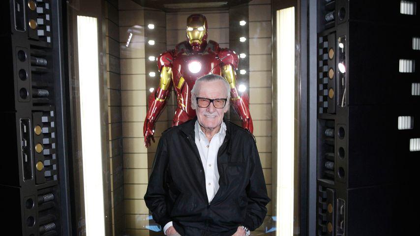 Bevor er ging: Stan Lee (†) erschuf neuen Superhelden!