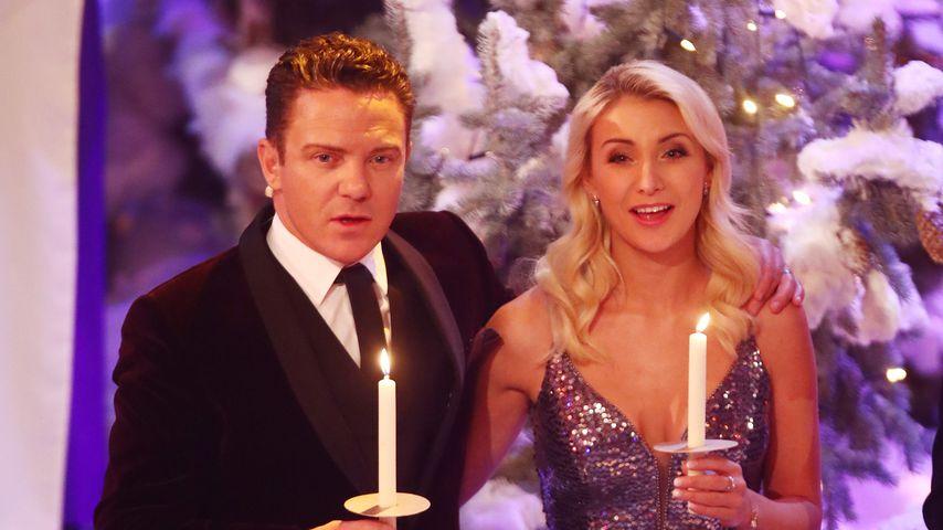 Stefan Mross und seine Anna-Carina im November 2019 in Suhl