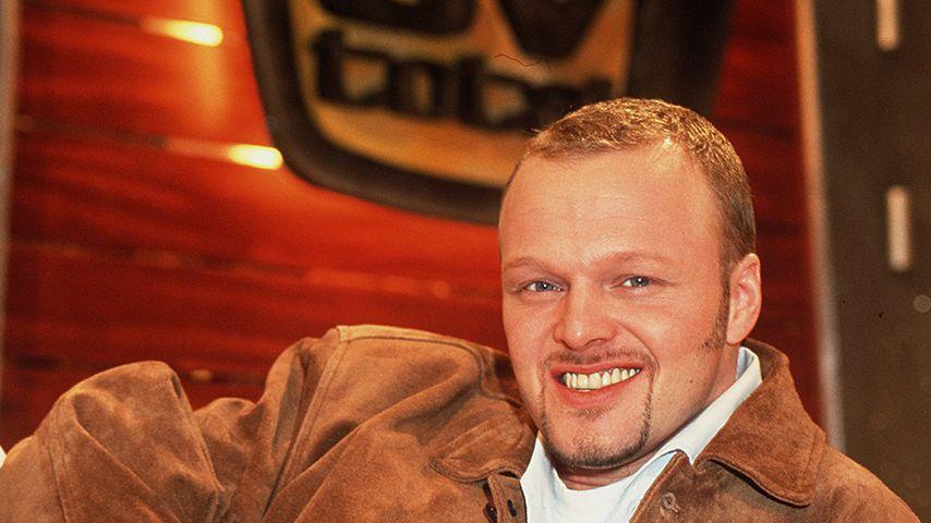 """Stefan Raab bei """"TV total"""""""